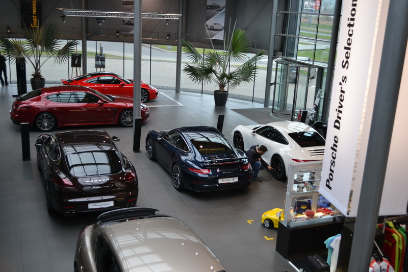 Skoda, VW, Porsche